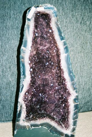 amethyst cathedral church geode